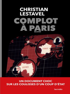 cover image of COMPLOT À PARIS
